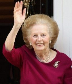Thatcherism – It's all about Leadership Margaret Thatcher-Style